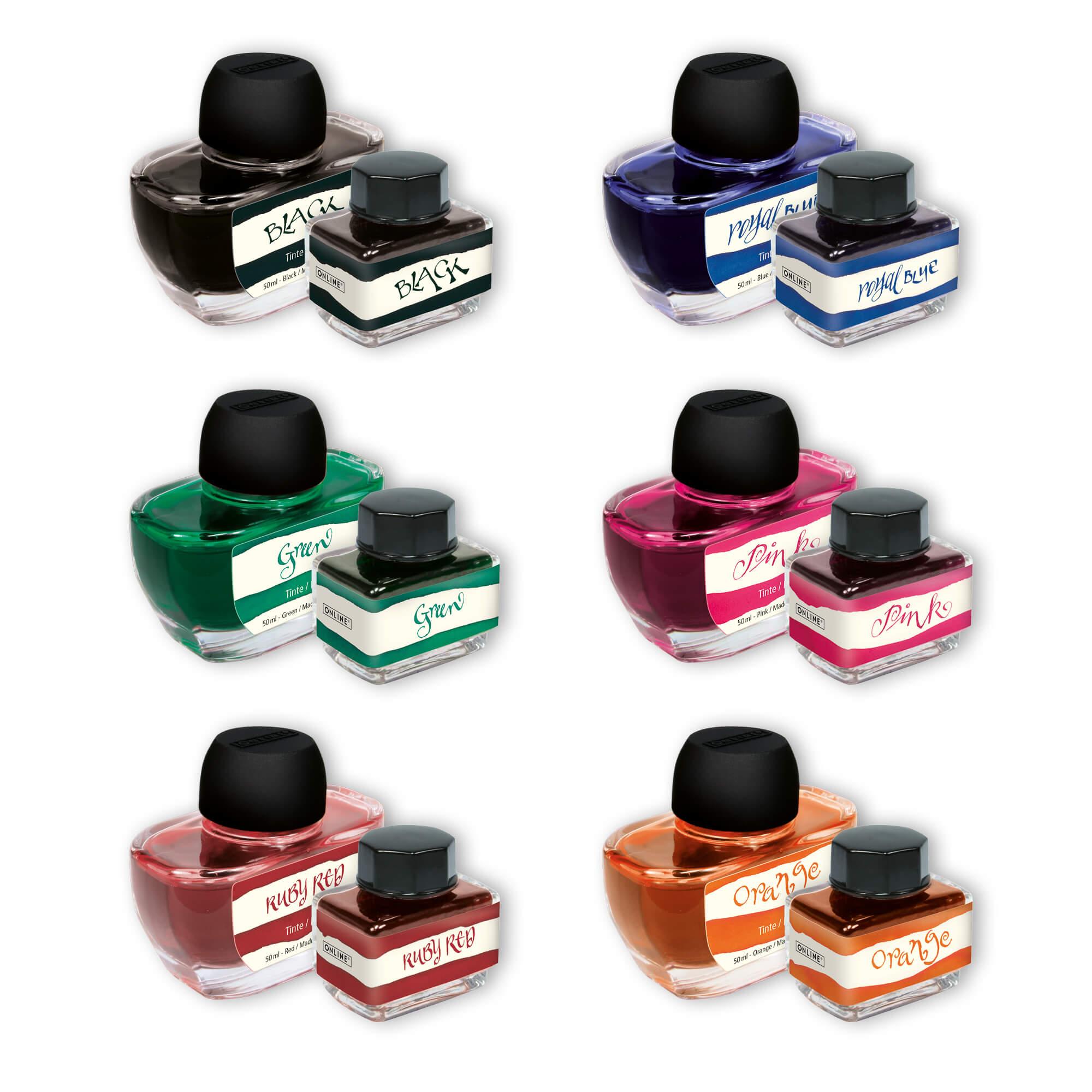 Tinte Colour Inspiration