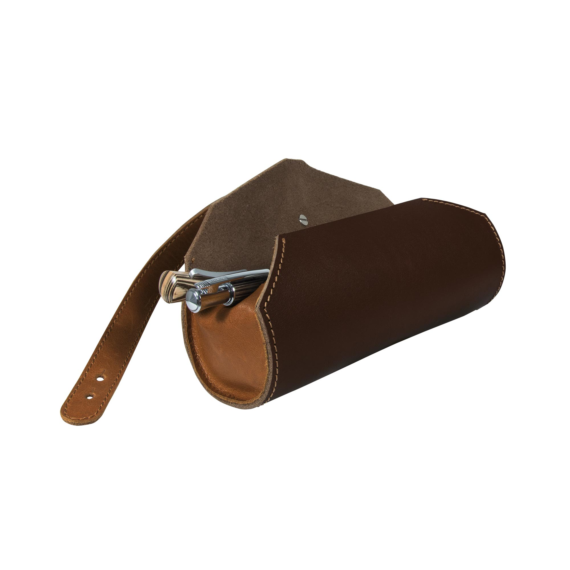 Stifterolle - Leather Pen Roll Pouch